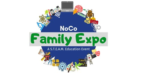 NoCo Family Expo- A FREE S.T.E.A.M. Education Event