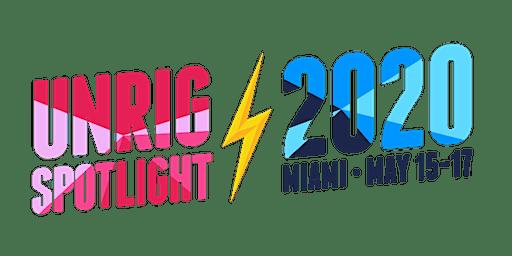 Unrig Spotlight 2020