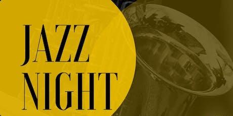 Jazz Night at Littlewood Co-Op boletos