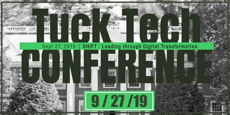 Shift: Tuck Tech Conference 2019 tickets
