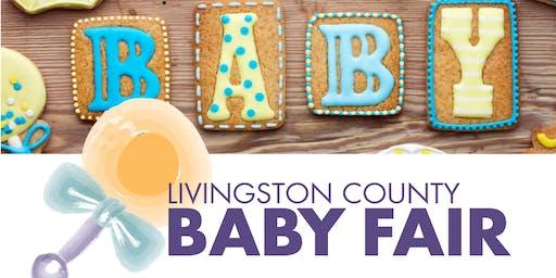 2019 Livingston County Baby Fair