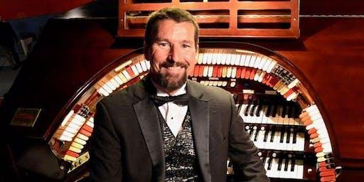 Dave Wickerham Benefit Wurlitzer Theatre Organ Performance