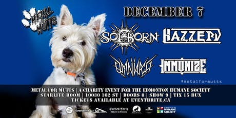 METAL FOR MUTTS 2019 tickets