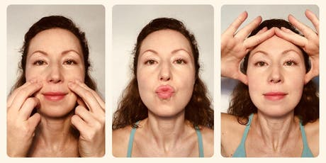 Face Yoga Workshop, a natural, surgery-free alternative to a face lift tickets