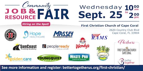 Cape Coral Job Fair tickets