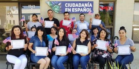 CURSO: Clases de Ciudadanía en Español tickets