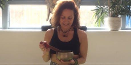 Tibetan Sound Bowls & Yin Yoga tickets