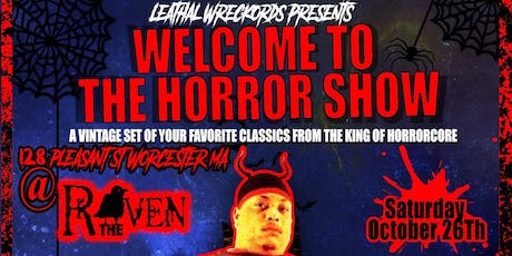 LW PRESENTS: WELCOME TO THE HORROR SHOW tickets