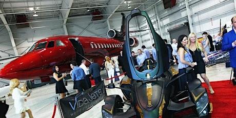 3rd Annual Wheels, Wings, & Fashion Hangar Party! tickets