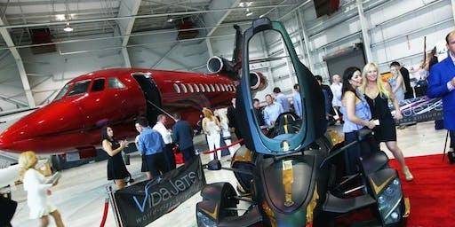 3rd Annual Wheels, Wings, & Fashion Hangar Party!