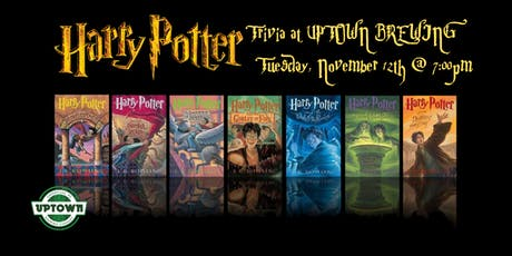 Harry Potter Trivia (Books) at Uptown Brewing Company tickets