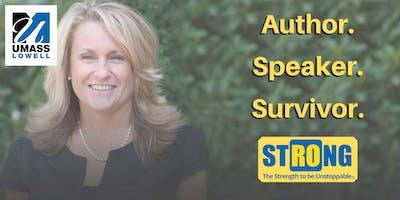 Roseann Sdoia - Boston Marathon Bombing Survivor & Motivational Speaker