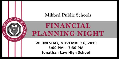 Financial Planning Night tickets