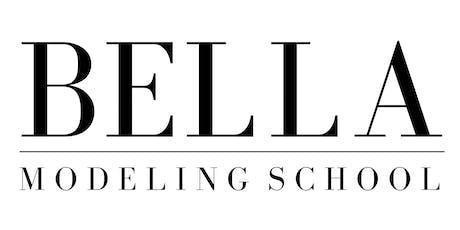 Bella Modeling School Fall 2019 Graduation Fashion Showcase tickets