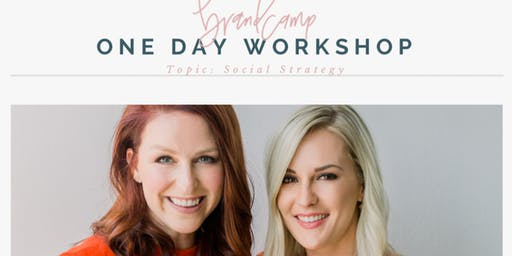 Brand Camp - One Day Workshop