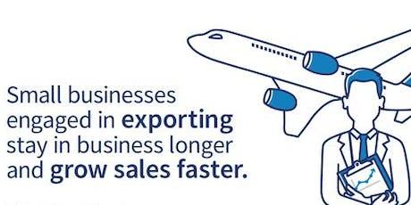 SBA Export Lender Training tickets