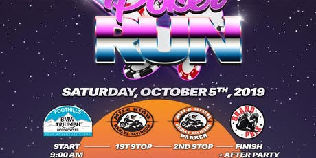 4th Annual BIS Poker Run & After Party to support Susan G Komen tickets