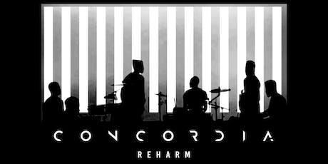 Concordia tickets