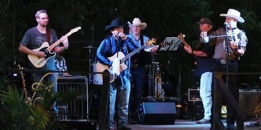 Ropin' The Wind- Garth Brooks Tribute at Wild Stallion Vineyards