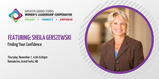 Finding Your Confidence: A Confidence Spectrum with Sheila Gerszewski