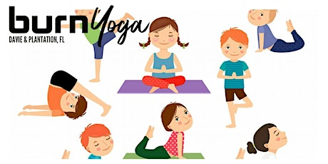 FREE FIRST TIME Visit YOGA CLASS with complimentary childcare! Saturdays 10am tickets