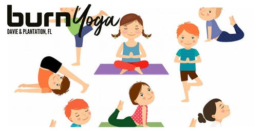 FREE FIRST TIME Visit YOGA CLASS with complimentary childcare! Saturdays 10am
