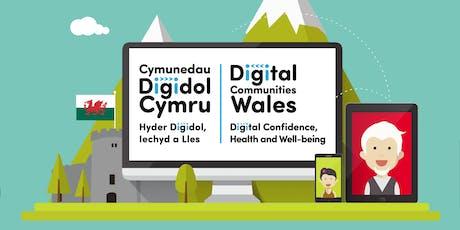 Cyflwyniad i Gyfeillion Digidol / Introduction to Digital Companions tickets