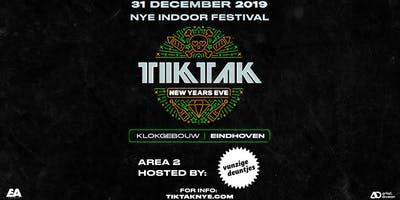 TIKTAK NEW YEARS EVE 2019 | EINDHOVEN