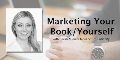 Marketing Your Book/Yourself tickets