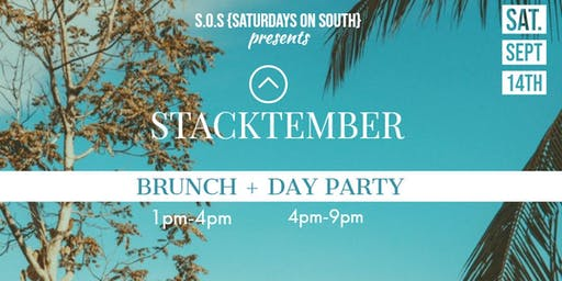 S.O.S. {SATURDAYS ON SOUTH} | VIRGO BRUNCH & DAY PARTY |  SEPTEMBER 14TH