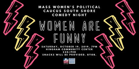 MWPC South Shore Comedy Night tickets