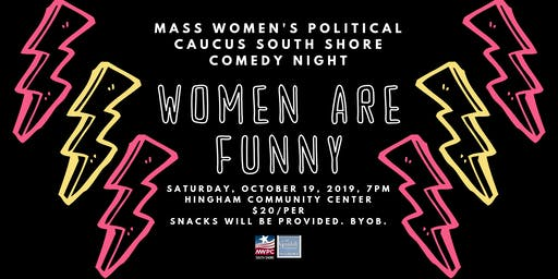 MWPC South Shore Comedy Night