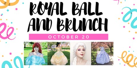 Royal Ball and Brunch - Like A Princess Party Events tickets