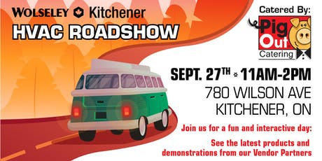 HVAC Roadshow Kitchener tickets