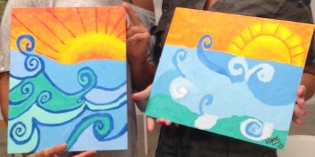 Beach & Sunset Painting tickets