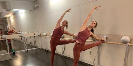 Yoga Barre & Kombucha  tickets