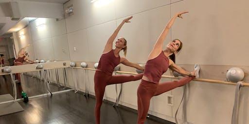 Yoga Barre & Kombucha