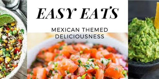 Easy Eats at Aaniin - Mexican Themed Deliciousness