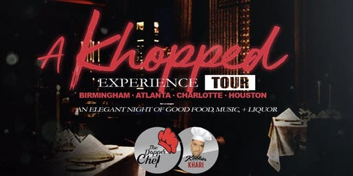 A Khopped Experience Tour BMH