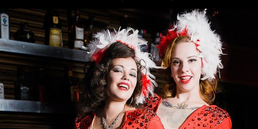 Classic Burlesque at the Gallows