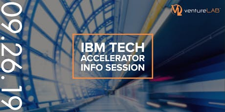 Info Session: IBM Tech Accelerator tickets