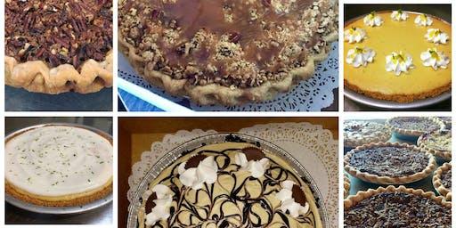 Pie making class