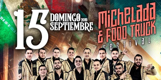 MICHELADA/FOOD TRUCK FEST con LA DECIMA BANDA