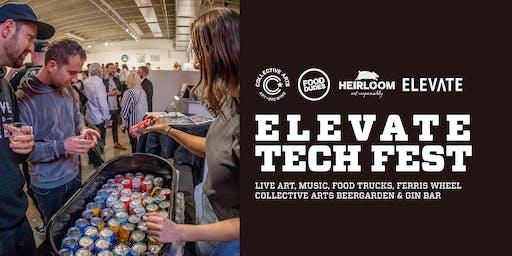 Collective Arts  X Elevate Tech Fest