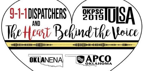 Oklahoma Public Safety Conference 2019 Exhibitor Registration tickets