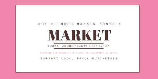 The Blended Mama's Monthly Market - Welcome to Fall