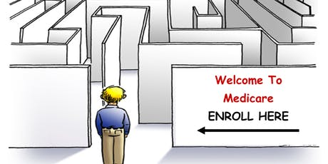 Medicare-Clearing up the Confusion tickets
