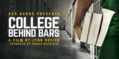 """""""College Behind Bars"""" Preview & Discussion with Filmmakers tickets"""