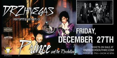 Dr Zhivegas: A Tribute To Prince @ Kanza Hall