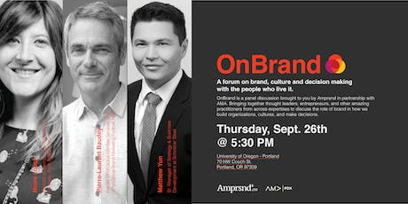 OnBrand Panel tickets